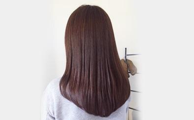 髪質改善美髪トリートメント